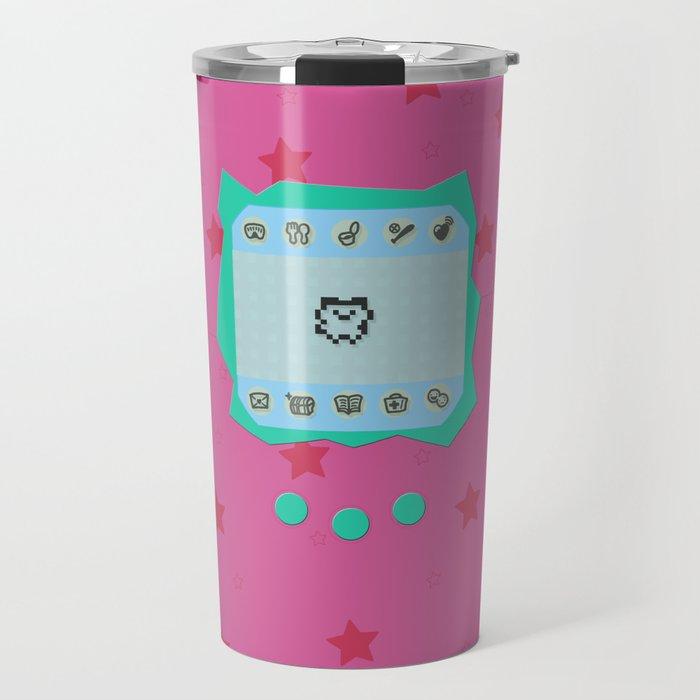 Tamago phone - 01 Travel Mug