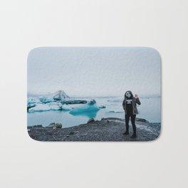 ALIENS IN ICELAND // Bath Mat