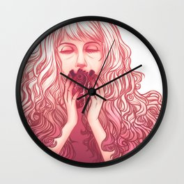 You took my heart...  Wall Clock