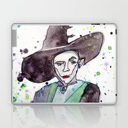 Professor McGonagall Laptop & iPad Skin
