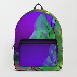 artificial flowerpower -2- Backpack