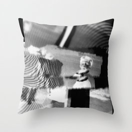 specter Throw Pillow
