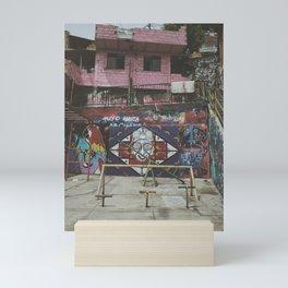MEDELLIN II Mini Art Print