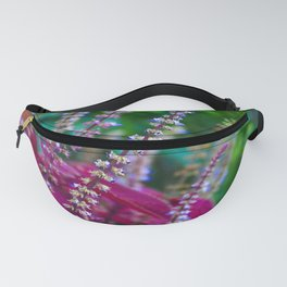 Delicate Blooms Fanny Pack