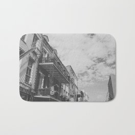 New Orleans French Quarter Bath Mat