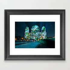 Berliner Dom Framed Art Print