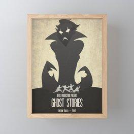 Ghost Stories - Minimalist Board Games 11 Framed Mini Art Print