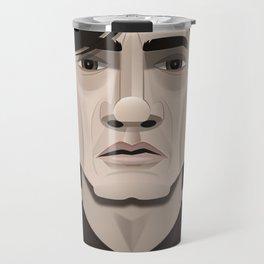 ANTON CHIGURH Travel Mug