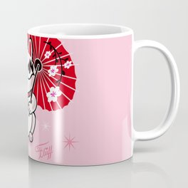 Kyoto Kitty Coffee Mug