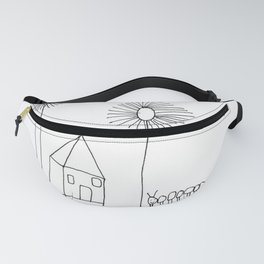 No Place Like Home Fanny Pack