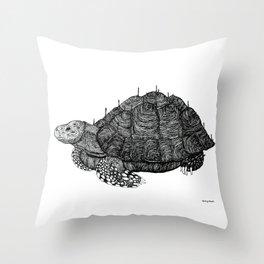 Patience Throw Pillow