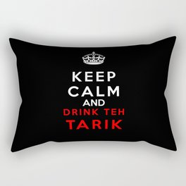 Keep Calm & Drink Teh Tarik Rectangular Pillow