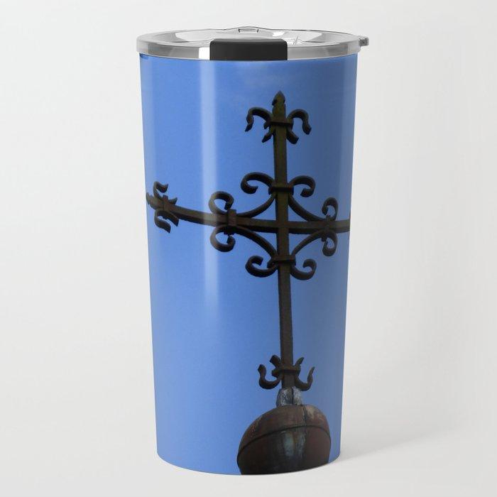 Notre Dame de Rabas Travel Mug
