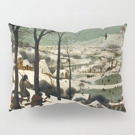 The Hunters in the Snow - Pieter Bruegel the Elder Pillow Sham