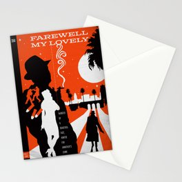 Hardboiled :: Farewell My Lovely :: Raymond Chandler Stationery Cards