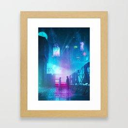 BLADE RUNNER Painting Poster | PRINTS | Blade Runner 2049 | #M6 Framed Art Print