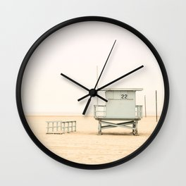Vintage Tower 22 Wall Clock