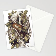 Spades Stationery Cards