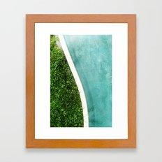 Reversal Framed Art Print
