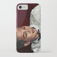 rap iPhone & iPod Cases featuring Rap Monster by LSC.
