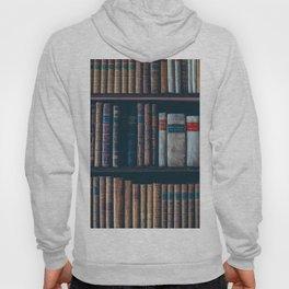 The Vintage Bookshelf (Color) Hoody
