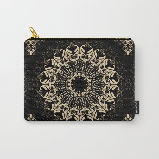 A sultry night. Carry-All Pouch
