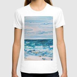 Cabo Beach Mexico Watercolor #1 T-shirt