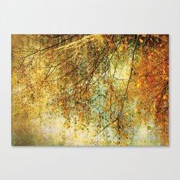 Tree Autumn Canvas Print