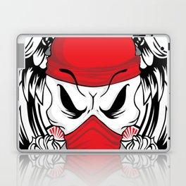 Ltd Edition: pirate skull art Laptop & iPad Skin