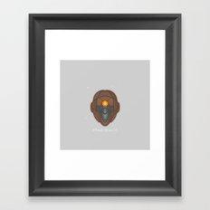 Loot #5 - Prime Zealot Helm Framed Art Print