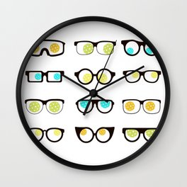 Always Looking for a Game Wall Clock