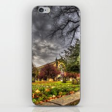 Greyfriars Kirk Church Edinburgh iPhone & iPod Skin