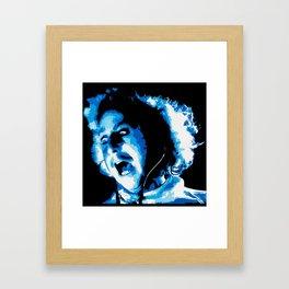 FOREVER YOUNG FRANKENSTEIN Framed Art Print