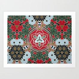 """""""Strawberry Fields Forever"""" Art Print"""