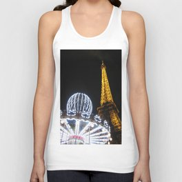 The More the Merrier - Night Unisex Tank Top