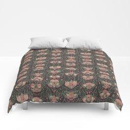 juicy bats Comforters