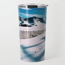 SKI MOUNTAINS Travel Mug
