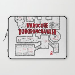 Hardcore Dungeoncrawler Laptop Sleeve