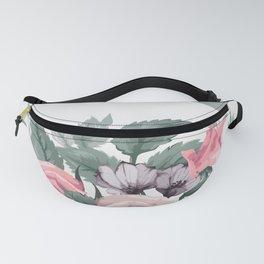 FLOWERS IX Fanny Pack