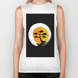 Zen Tree Biker Tank