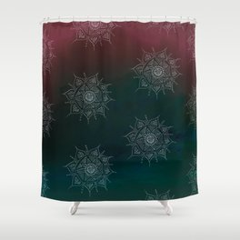 Amoeba Shower Curtain