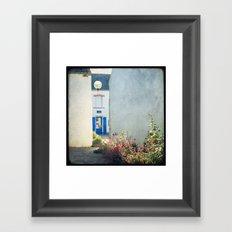 Houat #5 Framed Art Print