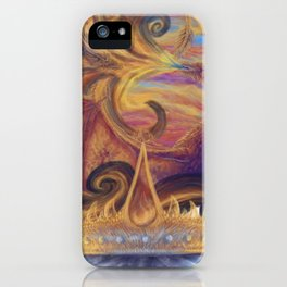 The Legend of the Silent Sentinels (Promo) iPhone Case
