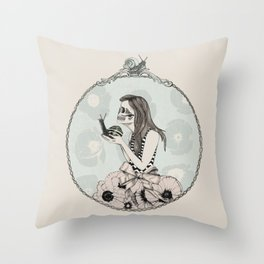 Holding You Throw Pillow