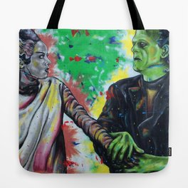 Love of the Undead Tote Bag