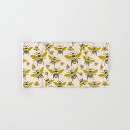 Cotswold Bees Hand & Bath Towel