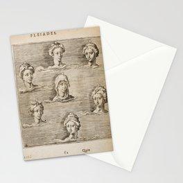 Hugo de Groot's Syntagma Arateorum 1600 - 19 Pleiades Stationery Cards