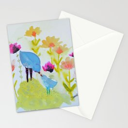 your kisses are the sweetest Stationery Cards