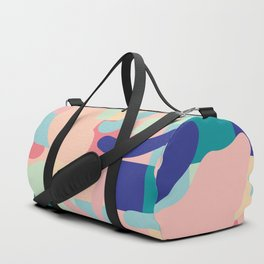 Summer Vibes Pattern Duffle Bag