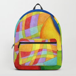 Candy Rainbow Circus Backpack